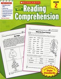 [행사]Success With Reading Comprehension G2 (W/B) New