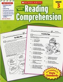 [행사]Success With Reading Comprehension G3 (W/B) New
