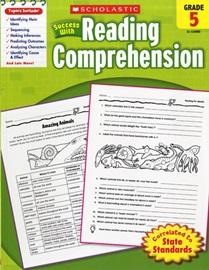 [행사]Success With Reading Comprehension G5 (W/B) New