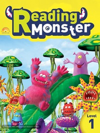 Reading Monster 1 Student's Book with Audio CD