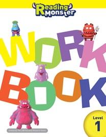 Reading Monster 1 Workbook