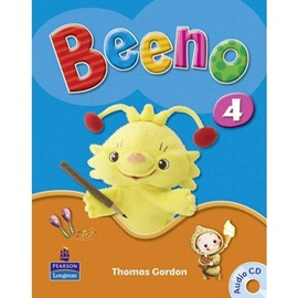 Beeno 4 Student Book with CD