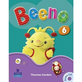Beeno 6 Student Book with CD