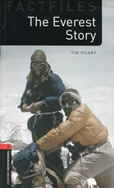 [행사]Oxford Bookworms Factfiles 3 The Everest Story
