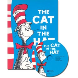 노부영 Dr. Seuss The Cat in the Hat (Paperbook +CD)