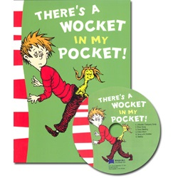노부영 There's a Wocket in my Pocket (Paperbook+CD)