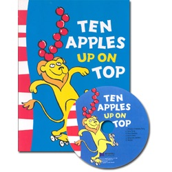 Dr. Seuss Ten Apples up on Top (Paperbook+CD)