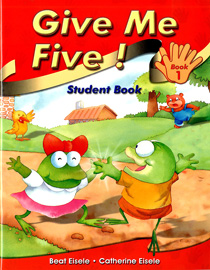 Give Me Five! Audio CD 1