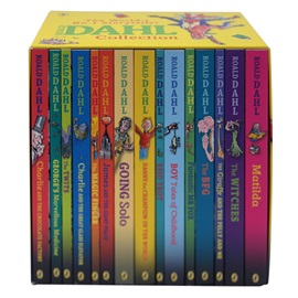 Roald Dahl 15종 Copy Collection Giftset (Paperback/영국판)