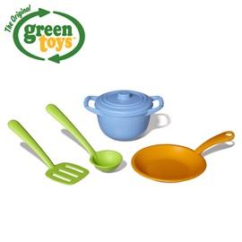 Green Toys 그린토이즈 요리사 세트
