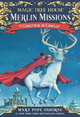 Merlin Mission #1:Christmas in Camelot (PB)