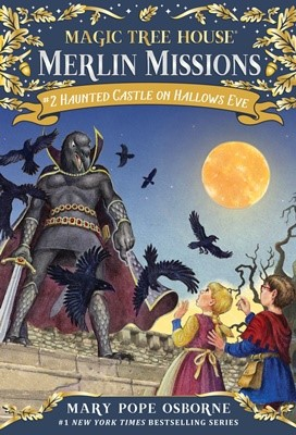 Merlin Mission #2:Haunted Castle on Hallows Eve (PB)