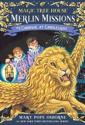 Merlin Mission #5:Carnival at Candlelight(PB)