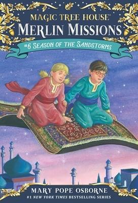 Merlin Mission #6:Season of the Sandstor(PB)
