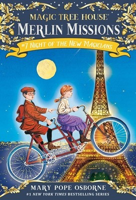 Merlin Mission #7:Night of the New Magicians(PB)