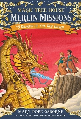 Merlin Mission #9:Dragon of the Red Dawn(PB)
