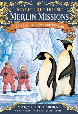 Merlin Mission #12:Eve of the Emperor Penguin(PB)