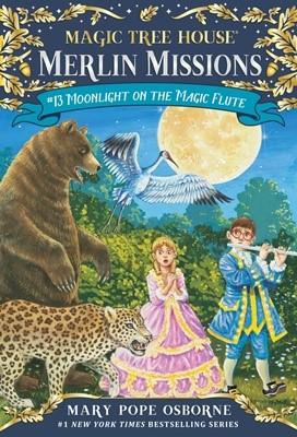 Merlin Mission #13:Moonlight on the Magic Flute (PB)