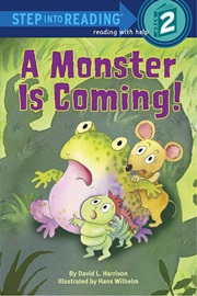 Step into Reading 2 A Monster is Coming!