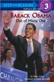 Step Into Reading 3 Barack Obama  Out of Many, One