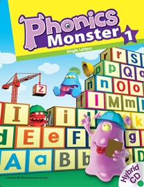 Phonics Monster 1 Student's Book