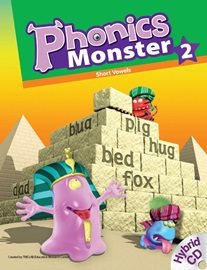 Phonics Monster 2 Student's Book