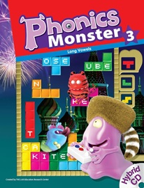 Phonics Monster 3 Student's Book