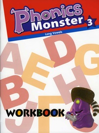 Phonics Monster 3 Workbook