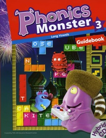 Phonics Monster 3 Teacher's Book