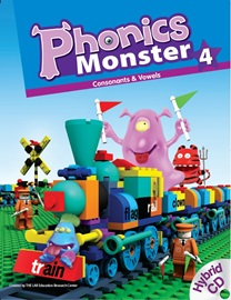 Phonics Monster 4 Student's Book