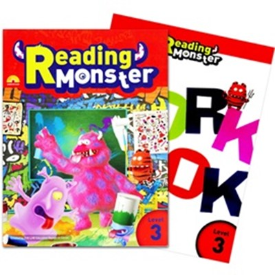 Reading Monster 3 Pack (Student's Book + Workbook)