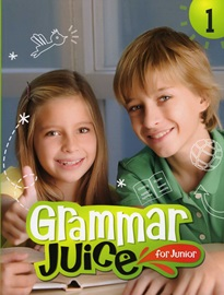 Grammar Juice for Junior 1 Student's Book
