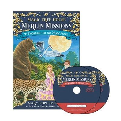 [행사]Merlin Mission #13:Moonlight on the Magic Flute (PB+CD)