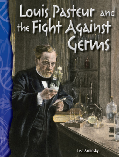 TCM Science Readers Level 5 #1 Life Science Louis Pateur and the Fight Against Germs (Book+CD)