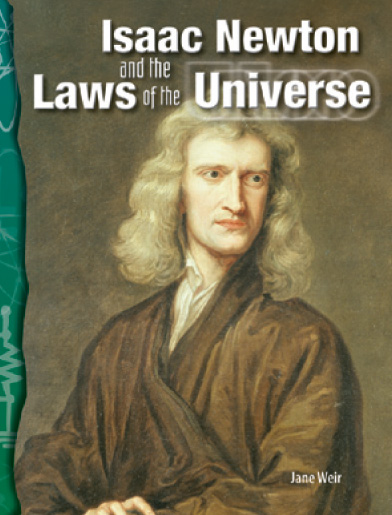 TCM Science Readers Level 5 #20 Physical Science Isaac Newton and the Laws of the universe (Book+CD)