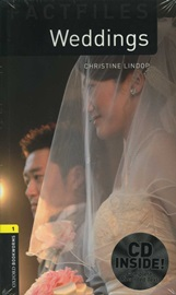 [행사]Oxford Bookworms Factfiles 1 Weddings Around the World CD Pack[3rd Edition]