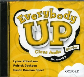 Everybody Up Starter Class Audio CD (2)