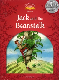 Classic Tales Level 2 Jack and the Beanstalk E-Book with Multi-Rom [2nd Edition]