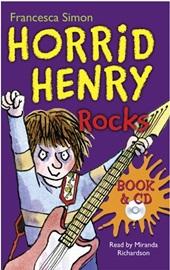 Horrid Henry Rocks (Book+Audio CD)