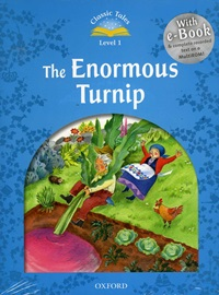 Classic Tales Level 1 The Enormous Turnip E-book with Multi-Rom [2nd Edition]