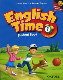 English Time 1 Student's book with CD [2nd Edition]