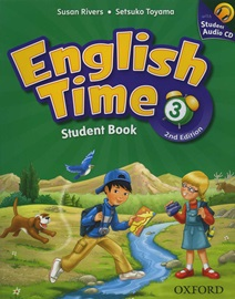 English Time 3 Student's book with CD [2nd Edition]