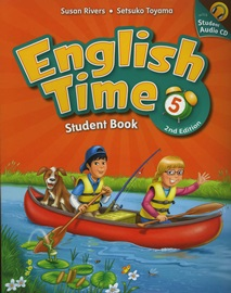English Time 5 Student's book with CD [2nd Edition]