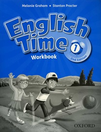 English Time 1 Workbook [2nd Edition]