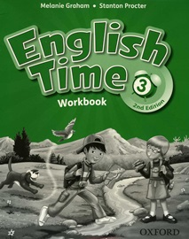 English Time 3 Workbook [2nd Edition]