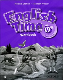 English Time 4 Workbook [2nd Edition]
