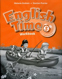 English Time 5 Workbook [2nd Edition]