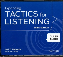 Expanding Tactics for Listening Audio CD [3rd Edition]