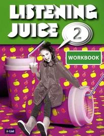 Listening Juice 2 Workbook [2nd Edition]