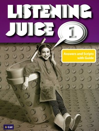 Listening Juice Script and Answer with Guide 1 [2nd Edition]